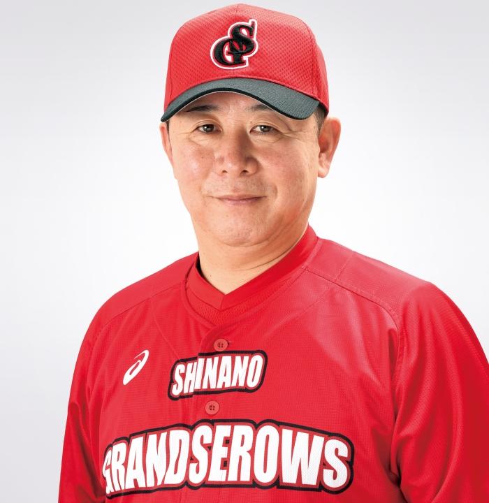 柳沢裕一 |信濃グランセローズ|ルートインBCリーグ -Baseball ...